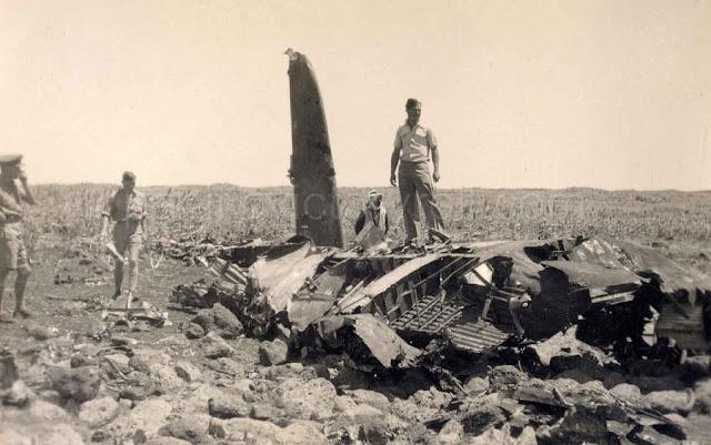 Australian Squadron Leader Peter Turnbull 15 June 1941 worldwartwo.filminspector.com