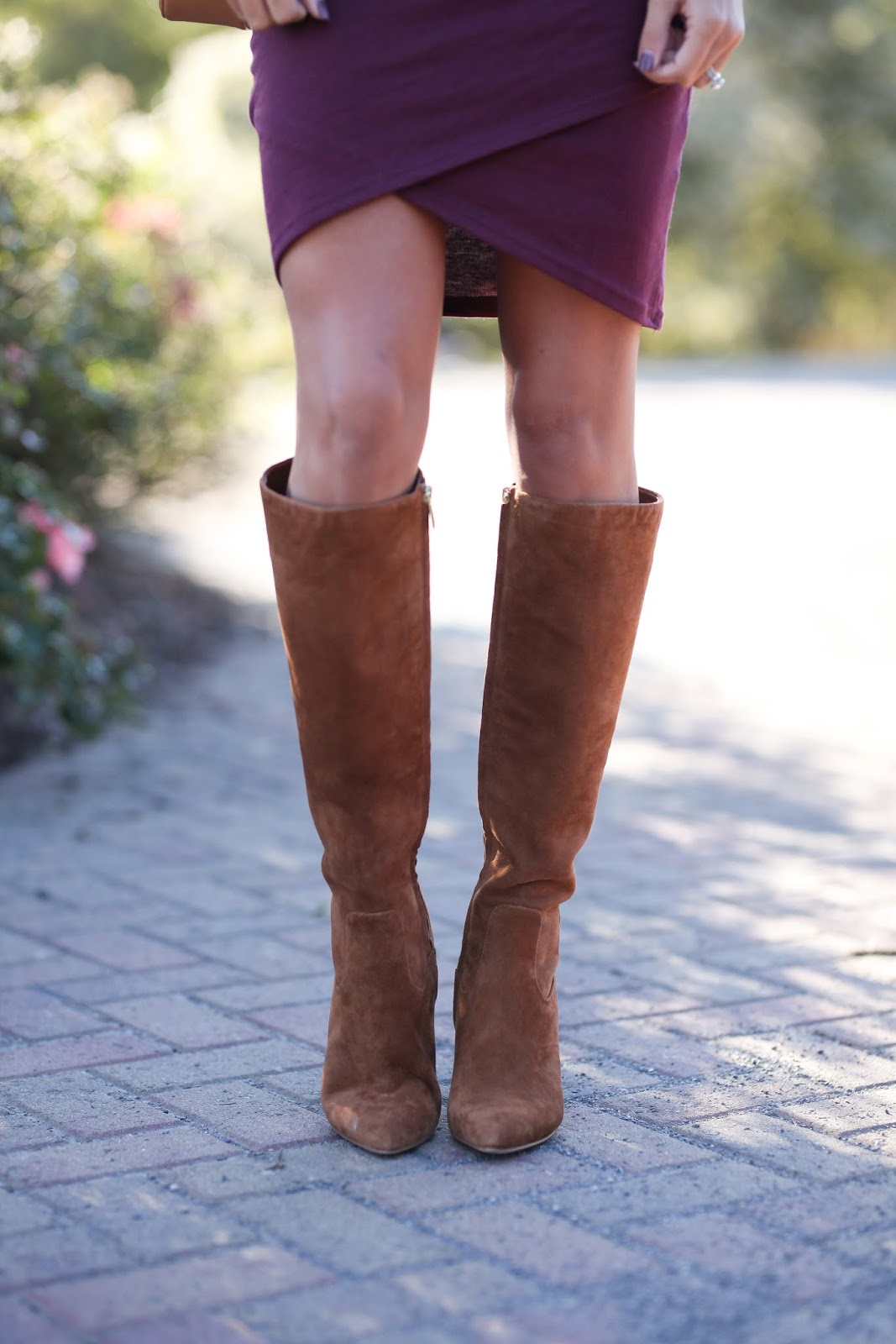 9f7e53fa82e Sam Edelman Knee High Boots. All Photos by  Deeana Kourtney Photography
