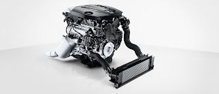 2013 BMW 3-Series 320d (F30) Diesel Engine 4 Cylinders TwinTurbo Motor
