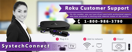 Roku Customer Support- Helps you to Enjoy Error-Free Internet Streaming Service