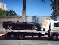 Chevy Camaro 2011 Convertible AMT 1/25