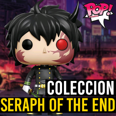 Lista de figuras funko pop de Funko POP Seraph of the End