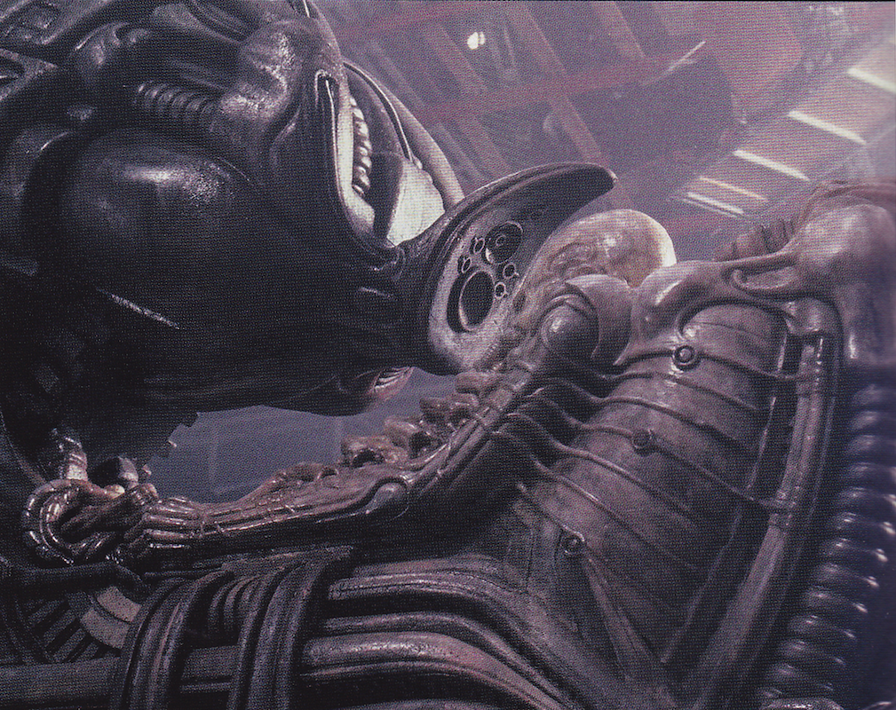 Alien Explorations: Prometheus: Changes to the Space Jockey's