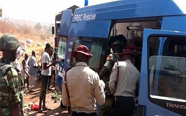 37 NYSC Members Escape Death In Ogun State Accident