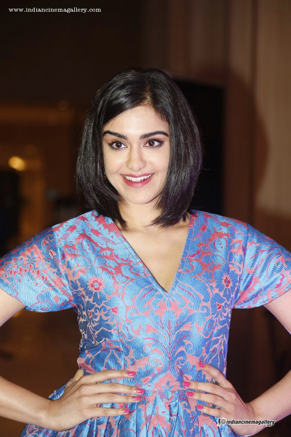 Celebrity Hairstyle Ideas For Girls Adah Sharma Hairstyles