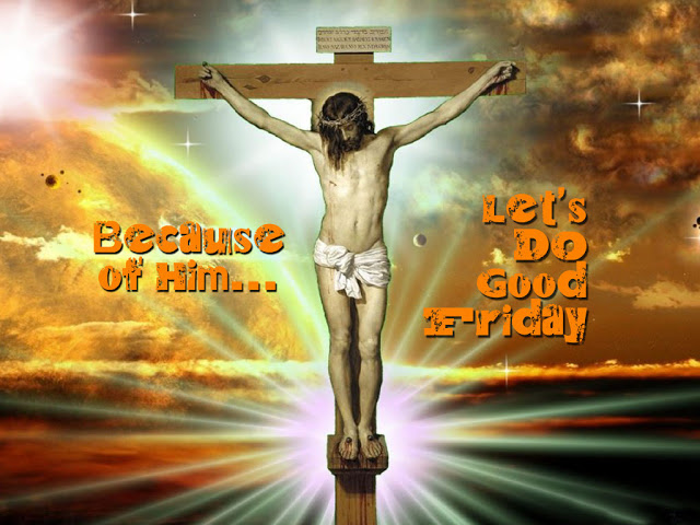 Happy Good Friday HD Wallpaper