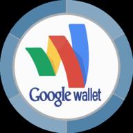 google wallet button icon