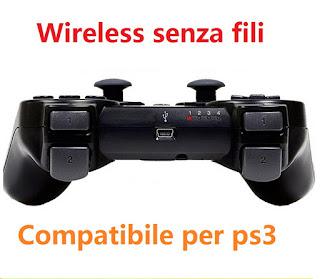 joystick wireless ps3
