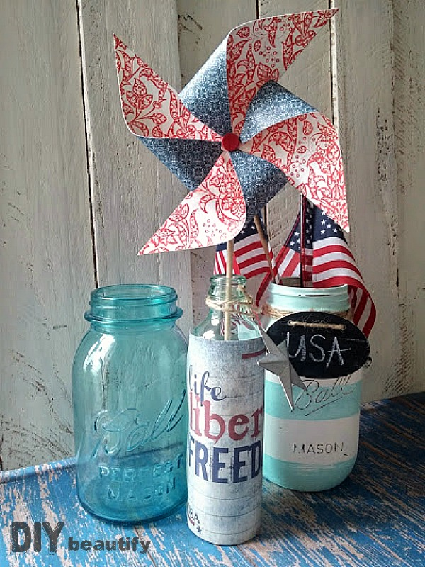 This 5-minute craft is a great way to enhance a theme or occasion! Get the details at DIY beautify