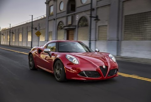 Alfa Romeo North American Dealers Announced