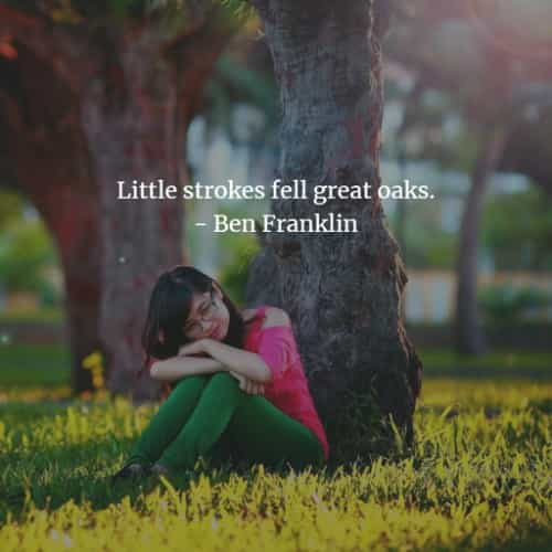 little things quotes that inspire life and success