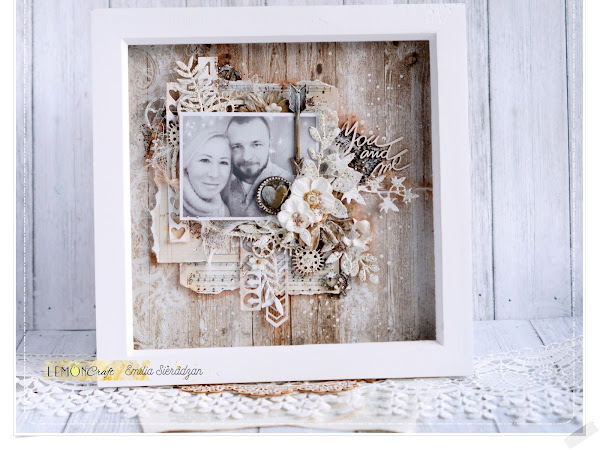 Rustic Love Frame & Video