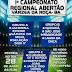 1º Campeonato Regional Abertão em Várzea da Roça-BA