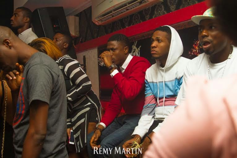 14 Photos from At The Club With Remy Martin party