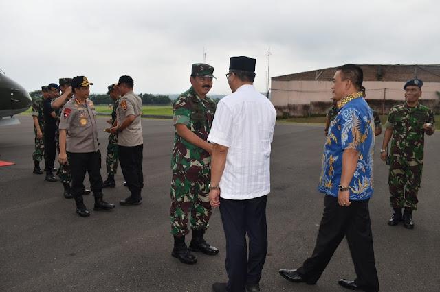 Hari Ini, Panglima TNI Kunjungi Pondok Pesantren Buntet Cirebon