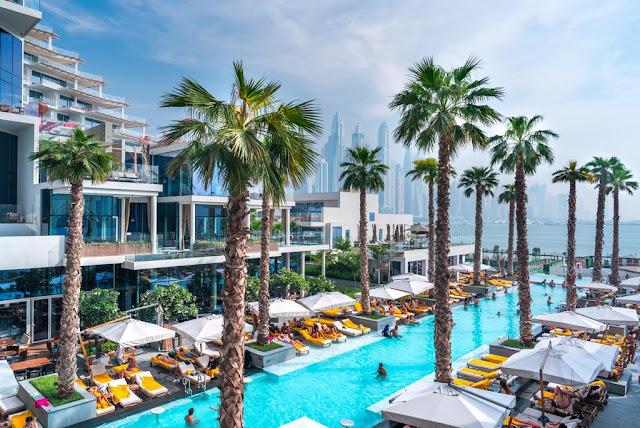 فندق فايف نخلة جميرا دبي