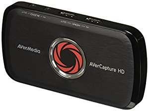 AVerMedia LGP LITE- Grabadora video (HDMI, USB, HDMI, Full HD, H.264) color negro