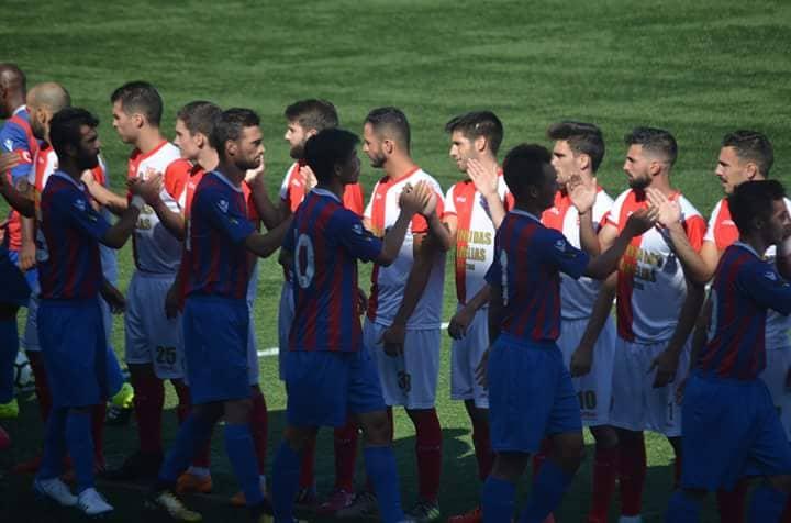 FC Avintes começou o campeonato com o estádio interdito
