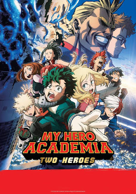 My Hero Academia Two Héroes 2018 Custom HD Dual Latino 5.1