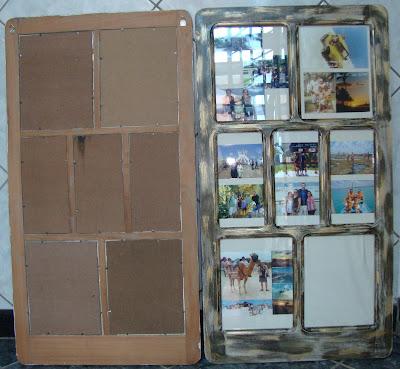 DIY - janelas de demolição