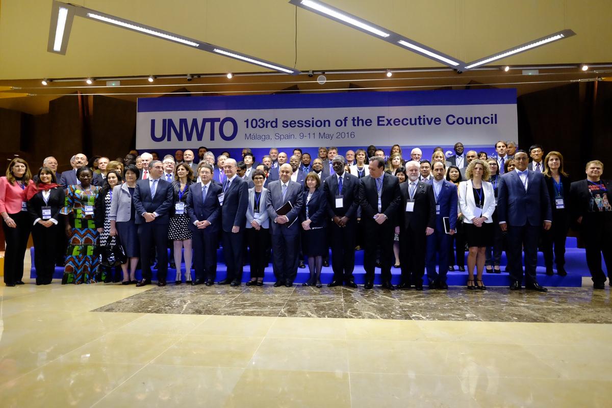consejo ejecutivo organizacion mundial turismo omt malaga