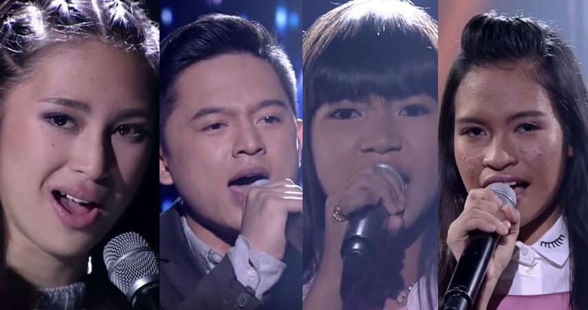 """""""The Voice Teens"""" Philippines announces Top 4"""