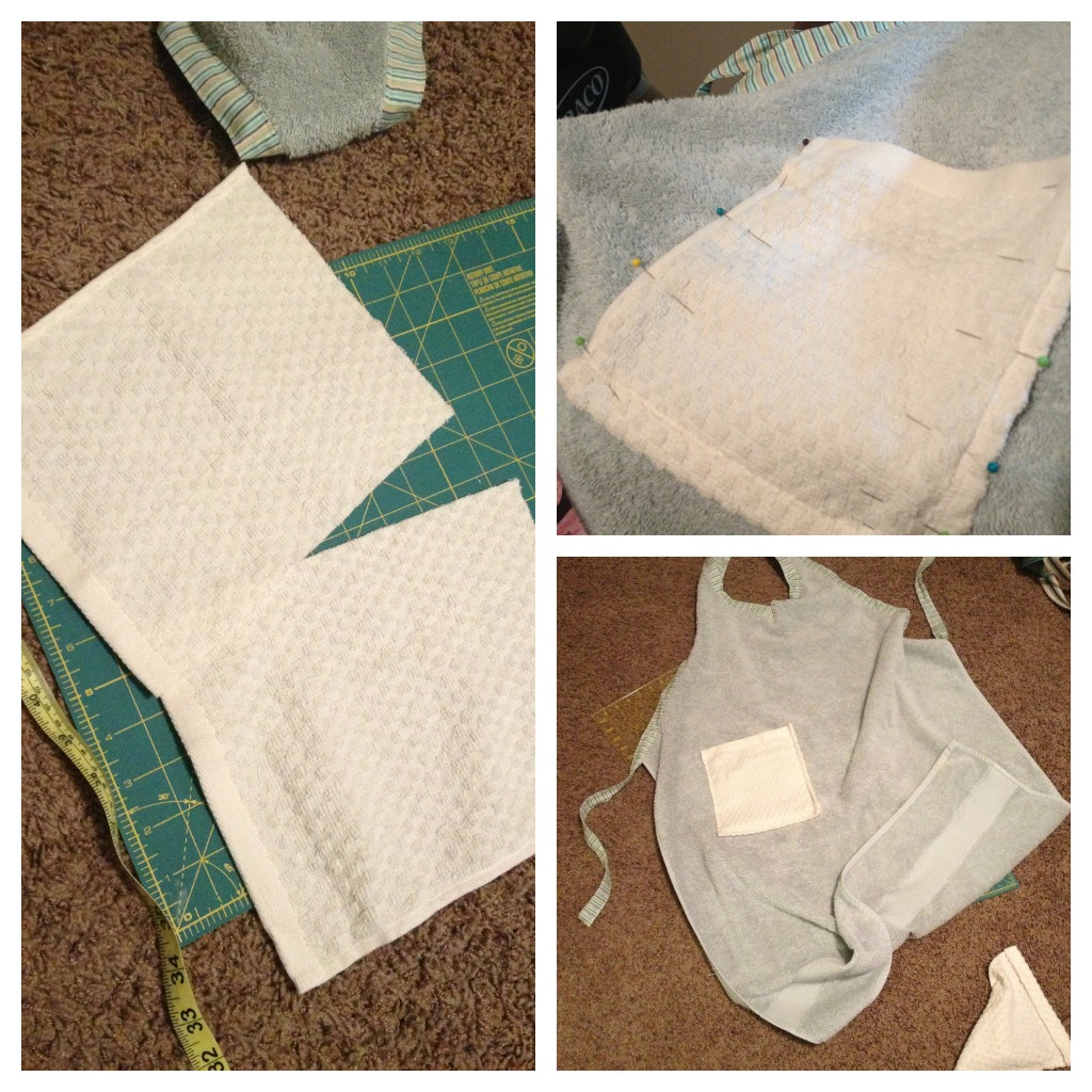 Towel Apron | Sue's News