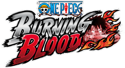 one piece burning blood