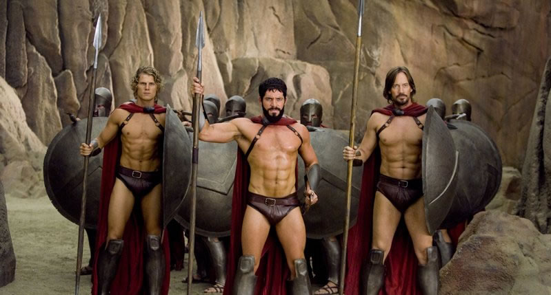meet the spartans characters