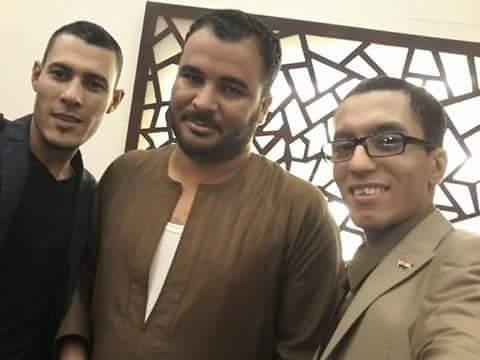 بدر عبدون ادمن بوابة الصعيد ينجح فى الغاء مسابقة ملكة جمال الصعيد