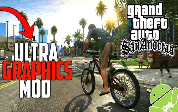 Download GTA San Andreas Ultra Graphics MOD for Android