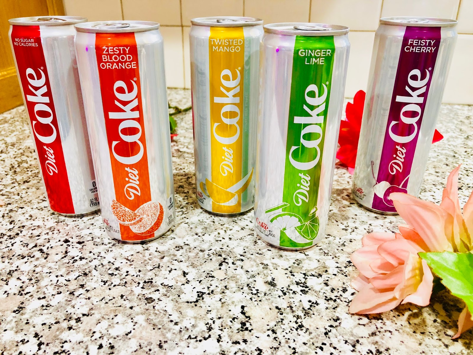 diet coke, new diet coke, 12 oz sleek cans, diet coke sleek cans, diet coke new flavors, how to get through a day, go on vacation, having a chaotic day these tips will work,