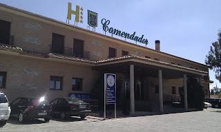 SPA Comus Aurea, Hotel Comendador, Carranque, Toledo