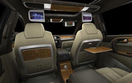 Car Barn Sport: Buick Enclave (2012)