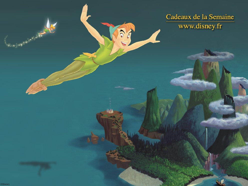 Peter Pan Inspiration 1. Comment on Kyle's First Christmas.  PeterPan1.  Permanent Link to Designing the Nursery...
