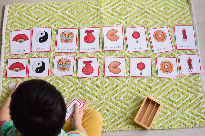 Chinese New Year Mini Preschool Unit