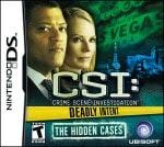 CSI - Crime Scene Investigation - Deadly Intent - The Hidden Cases