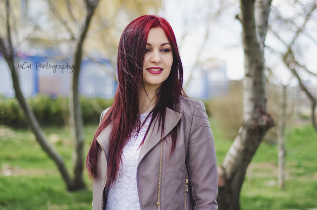 redhead beautiful girl uca photography