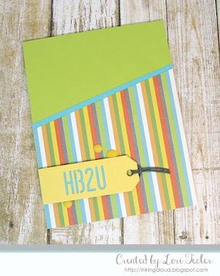 HB2U card-designed by Lori Tecler/Inking Aloud-stamps and dies from My Favorite Things