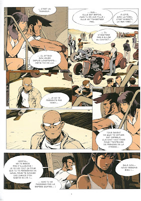 Streamliner tome 2 All-in-Day chez Rue de Sèvres page 9