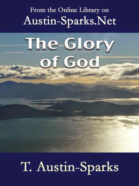 T. Austin Sparks-A Glória De Deus-