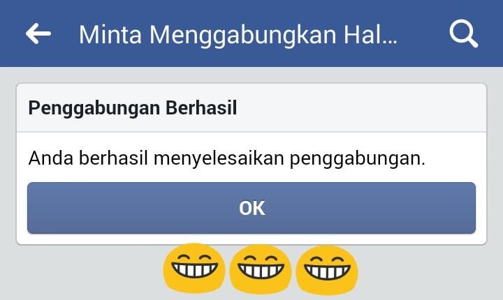 merge facebook