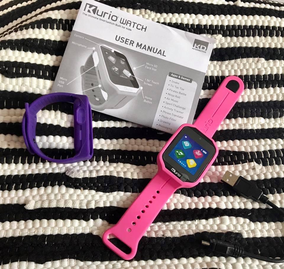 My Mummy's Pennies: Kurio Watch 2 0 - Kid's Smartwatch Review
