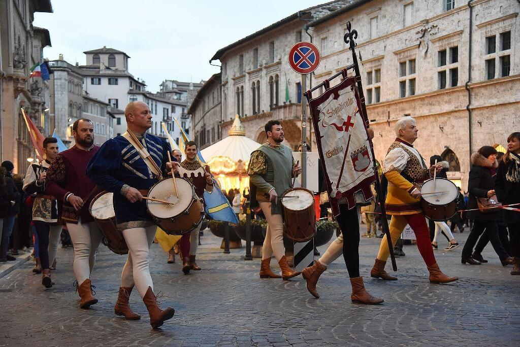 Perugia 1416 - Viva a história
