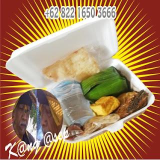 Nasi Box di Ciater Subang
