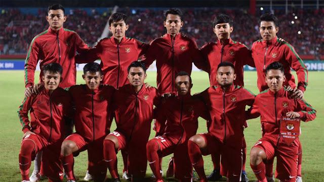 Daftar Pemain Timnas U 19 Indonesia