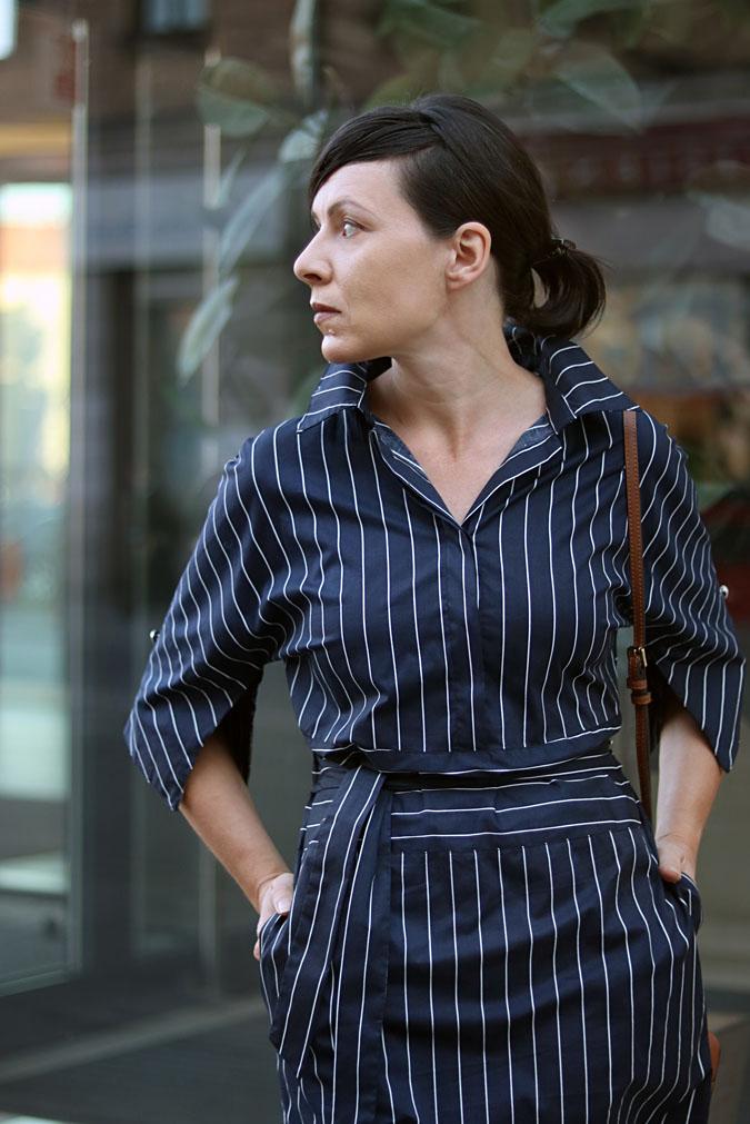 letnie sukienki do pracy 2018