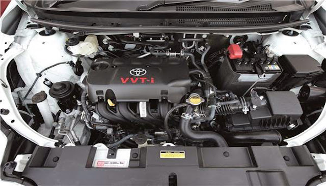 Mesin Toyota Yaris
