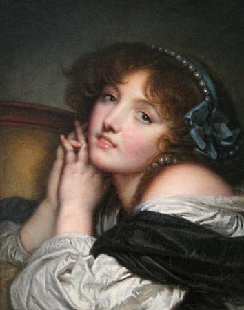 Jove amb les mans unides (Jean-Baptiste Greuze)