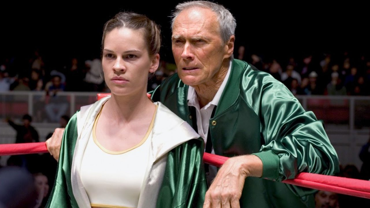 Movie Review Million Dollar Baby 2004  The Ace Black Blog